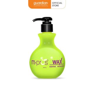 Wax tạo kiểu và dưỡng tóc M.Pros 300ml