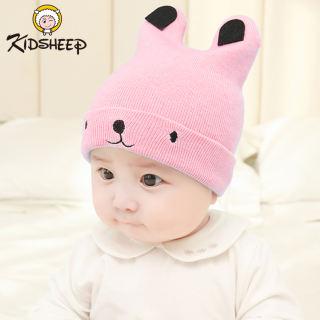 Kidsheep mũ len cho bé nón len cho bé Mũ len dệt kim kiểu dáng dễ thương dành cho bé từ 0 đến 24 tháng tuổi phù hợp mang trong mùa đông