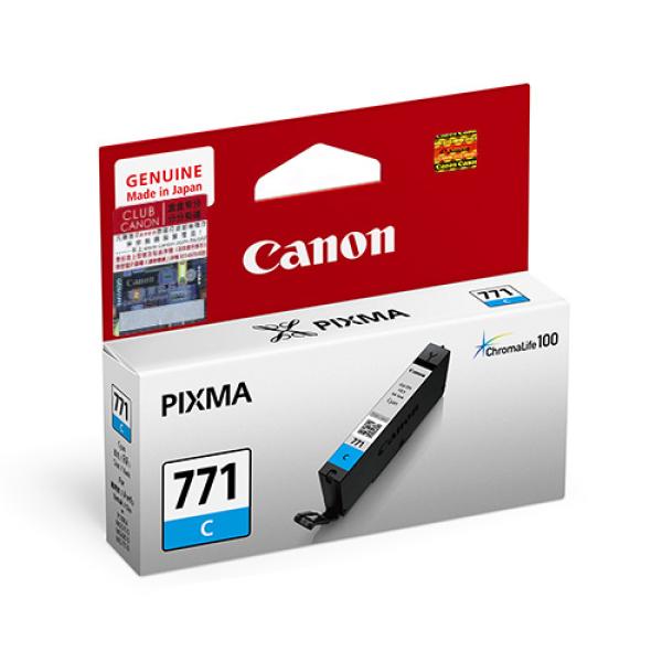 Bảng giá Mực in Canon CLI-771C Cyan Phong Vũ