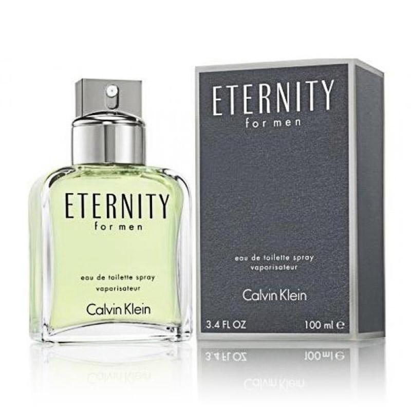 Nước hoa CK Eternity for men 100ml