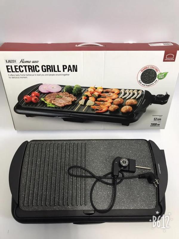 Bảng giá Bếp Nướng Điện Lock&Lock Electric Grill EJG231 (2000W) Điện máy Pico