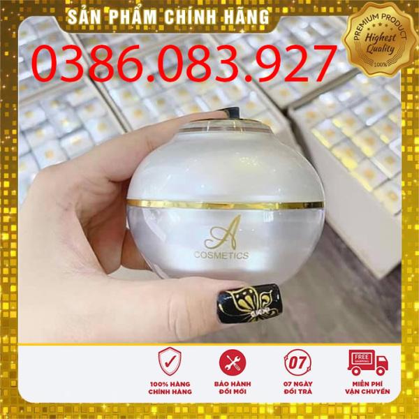 [CHÍNH HÃNG] Kem dưỡng trắng da face pháp a cosmetics 50g (hộp lớn)