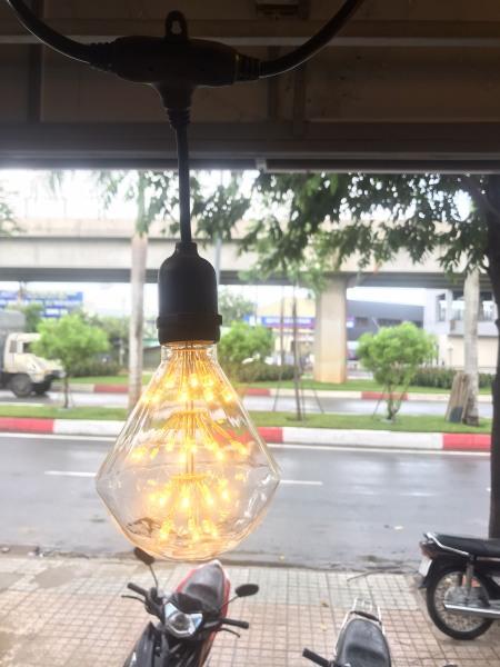 Đèn Led Sợi Tóc Kim Cương Loại 1 - Edison