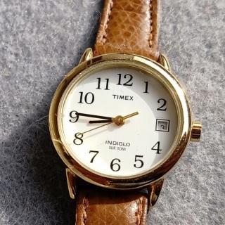 Đồng hồ nữ Timex japan size 26mm, hình thức 90% thumbnail