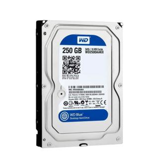 Ổ cứng HDD 250G Western bảo hành 12 tháng thumbnail