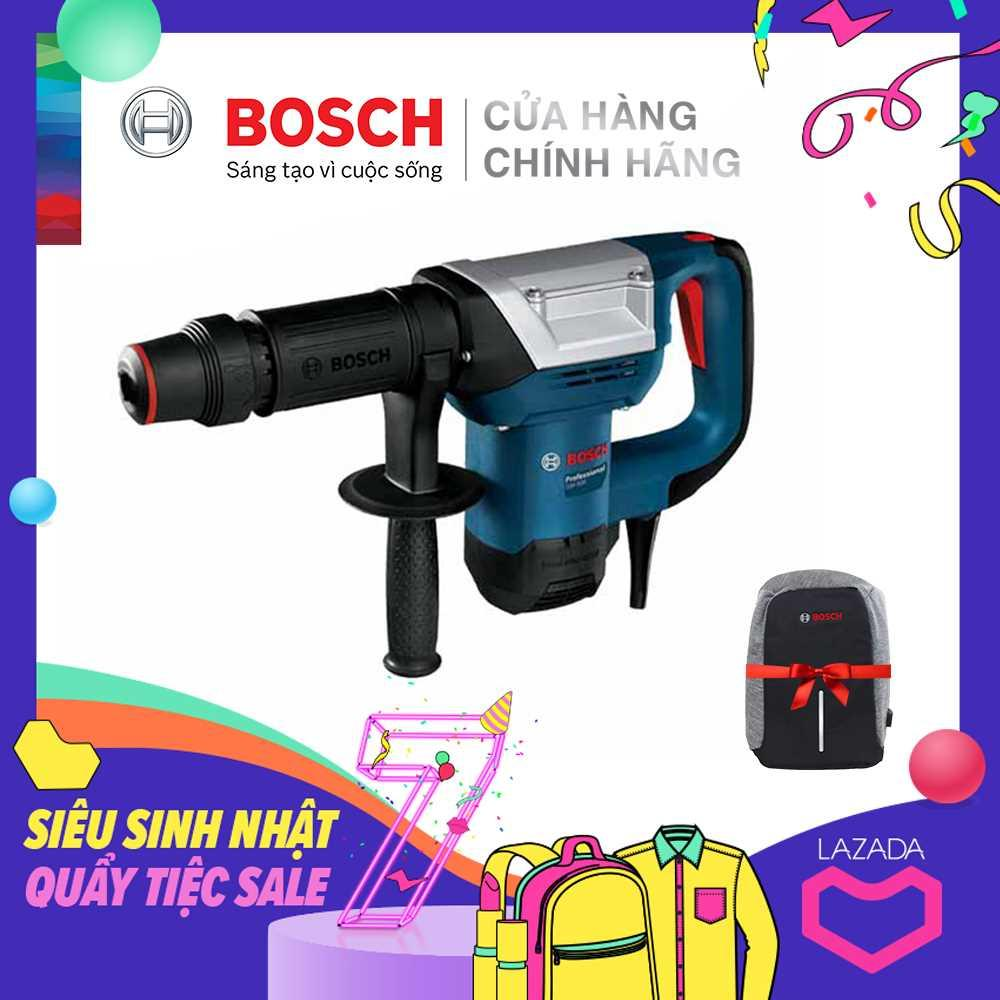 Máy đục phá Bosch GSH 500 - Tặng Balo Bosch