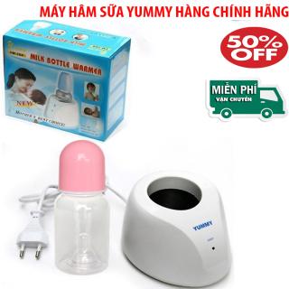 Máy Ủ Nóng Sữa Cho Bé 220V - Máy hâm sữa Yummy -Máy làm nóng sữa cấp tốc an toàn vệ sinh -Ủ Bột, Ủ Cháo Tiện Ích Yummy- Bảo hành 6 tháng thumbnail
