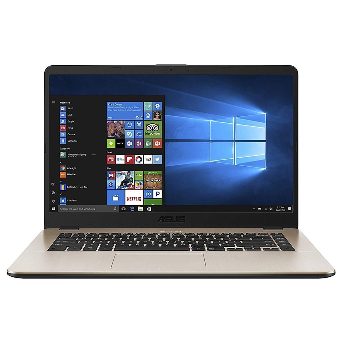 "Laptop Asus Vivobook 15 X505ZA-EJ492T AMD R3-2200U/ Win10 (15.6"" FHD)"