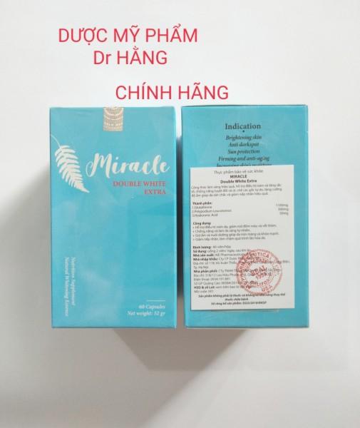 MIRACLE Vien Uong Trang Da Chong Nang