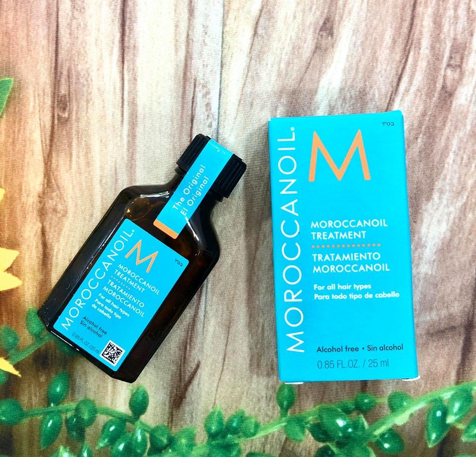 Tinh dầu dưỡng tóc Moroccanoil Treatment 25ml giá rẻ