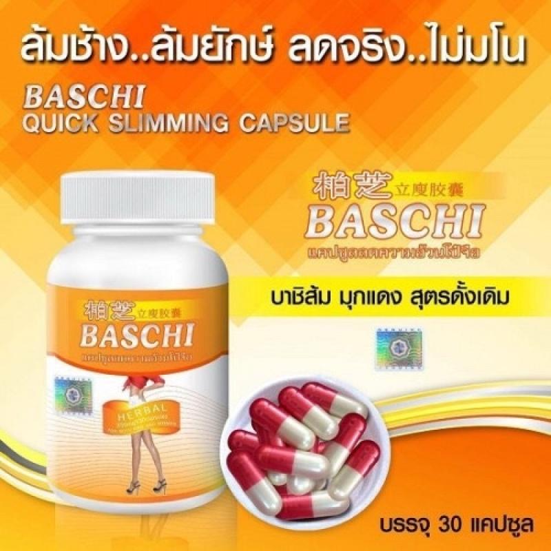 Giảm Cân Baschi Quick Slimming Thái Lan cao cấp