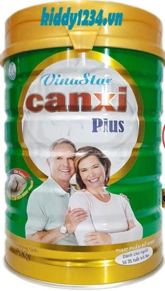 (xả kho) Sữa người già Vinastar StarMilk Canxi 900g ngừa loãng xương