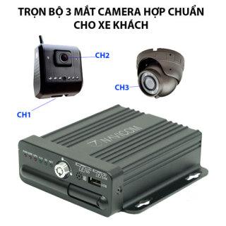 Hệ thống 3 camera giám sát hợp chuẩn nghị định 10 cho xe khách 24 chỗ đến 29 chỗ ngồi Navicom HT03_ND10 thumbnail