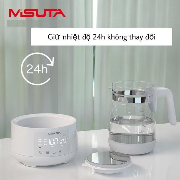 Bảng giá Bình đun nước pha sữa Misuta Điện máy Pico
