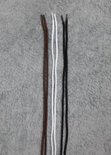 ComBo 3 Cặp Dây Giày Tây Nam Bền Đẹp Chắc TCFashion - QN07195 7