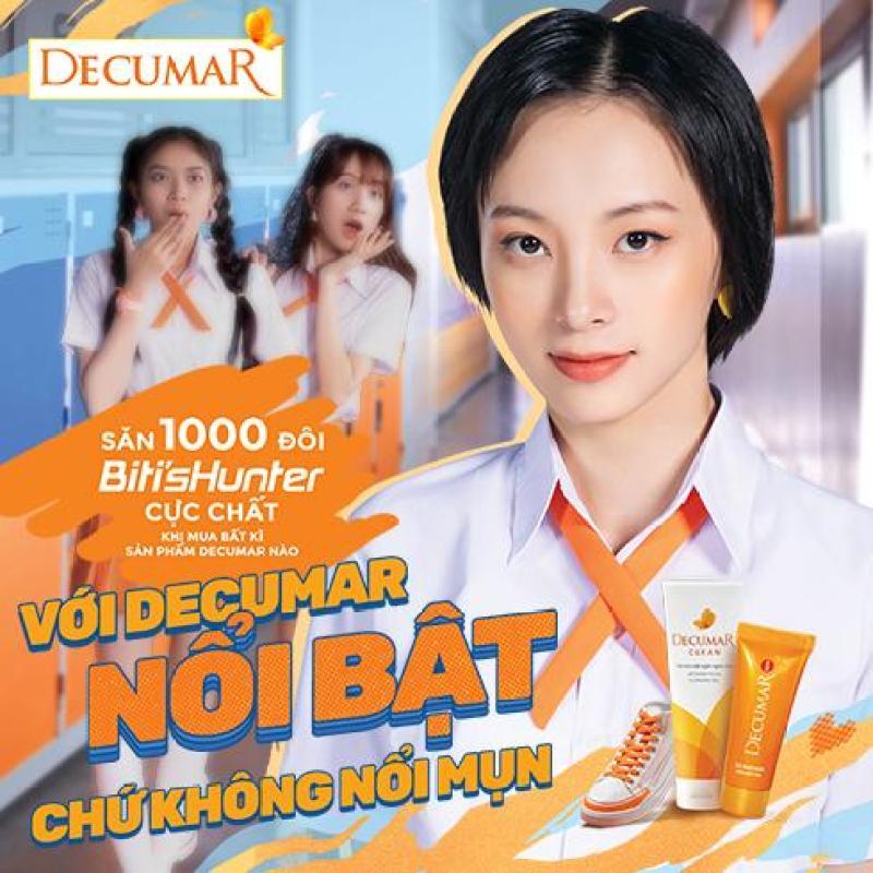 Gel nghệ Nano Decumar new 20gr ngừa mụn sáng da, ngừa và làm mờ vết thâm sẹo sau mụn hiệu quả nhất