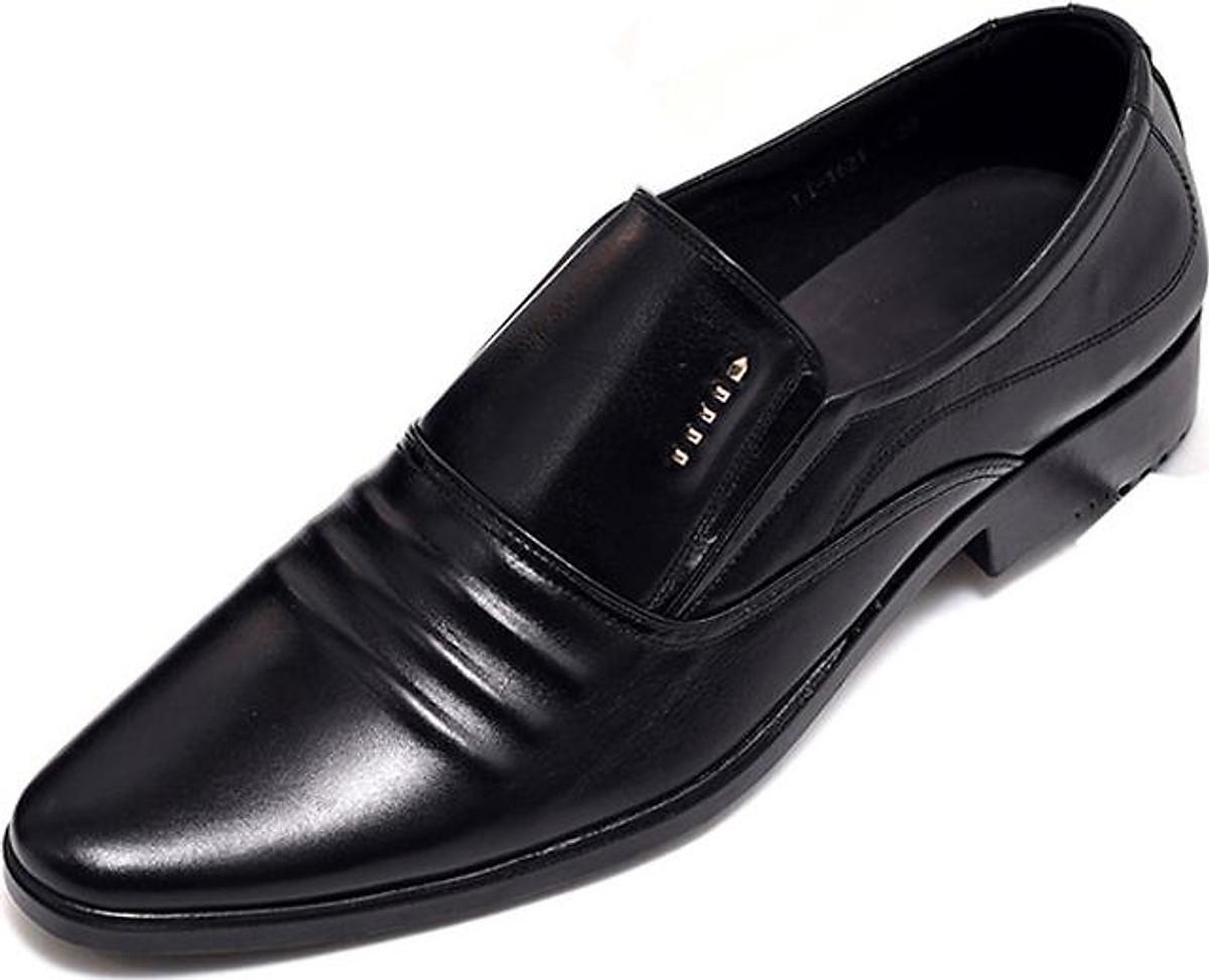 Giày Lười Nam Giày Tây Nam Da Bò Cao Cấp A1621Md