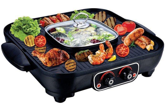 Bếp Lẩu Nướng Kipor KP-HG4020