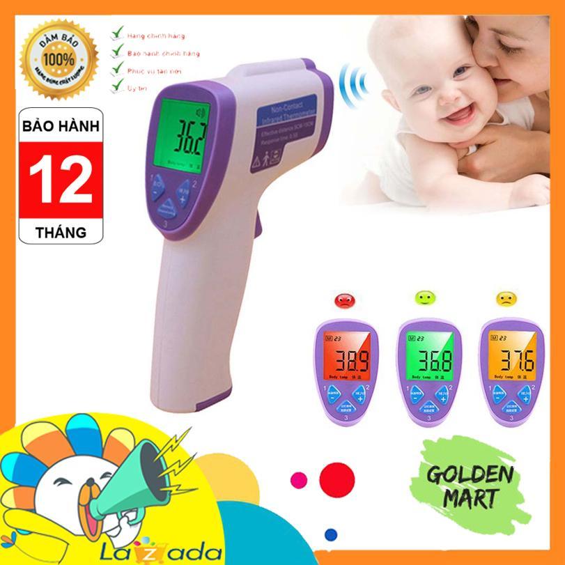 Nhiệt kế hồng ngoại đo trán trẻ em FI01 xuất...