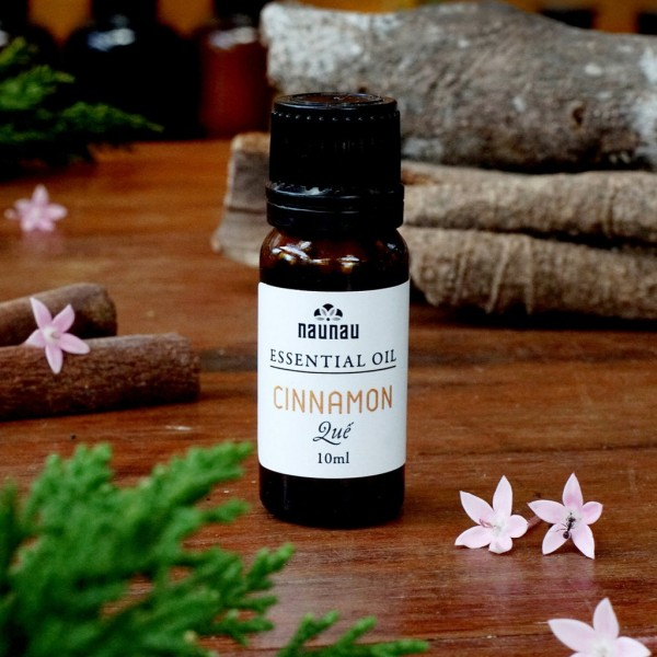 Tinh dầu Cinnamon (Quế)