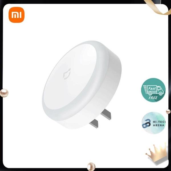 Đèn cảm ứng Xiaomi Mijia Plug-in - Cảm biến ánh sáng ban đêm - Ánh sáng dịu nhẹ không cần pin, đèn phòng ngủ, hành lang
