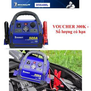 Bộ Kích nổ ô tô chuyên dụng Michelin 8564ML 500A (Hàng công ty nhập khẩu và phân phối) - Bảo hành 12 tháng thumbnail
