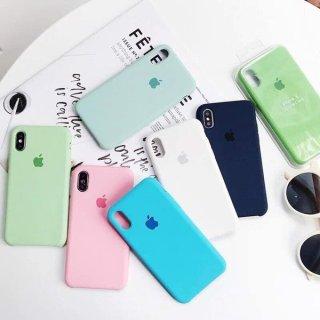 Ốp lưng silicone case Dada chống sốc chống bám bẩn cho iPhone 6, 6S, 6Plus, 6SPlus, 7, 7Plus, 8, 8Plus, X, XS, XR, XSMax, 11, 11Pro, 11 Promax, SE2020 thumbnail