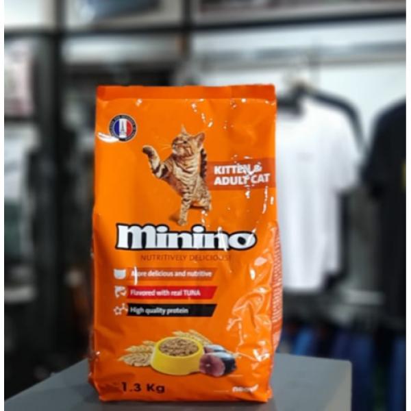 MININO 480g - Thức Ăn Dành Cho Mèo Con Và Mèo Lớn