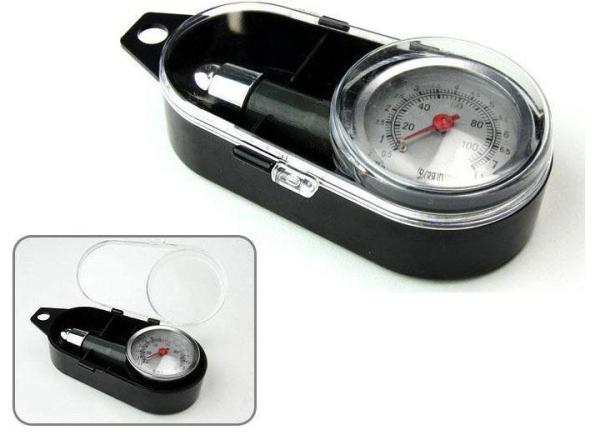 Máy đo áp suất - Máy đo áp suất lốp xe hơi cầm tay - Máy đo đông hồ áp suất lốp xe hơi xe ô tô thông minh cầm tay độ chính xác cao [RẺ VÔ ĐỊCH]