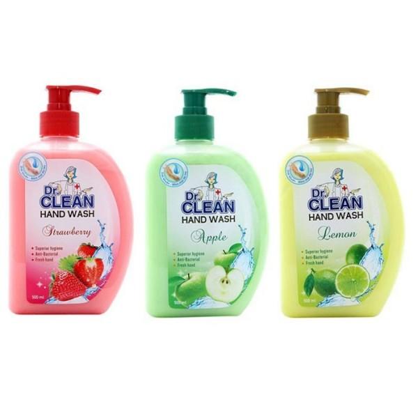 NƯỚC RỬA TAY CLEAN