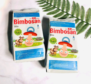 Sữa túi Bimbosan bio số 1 400g thumbnail