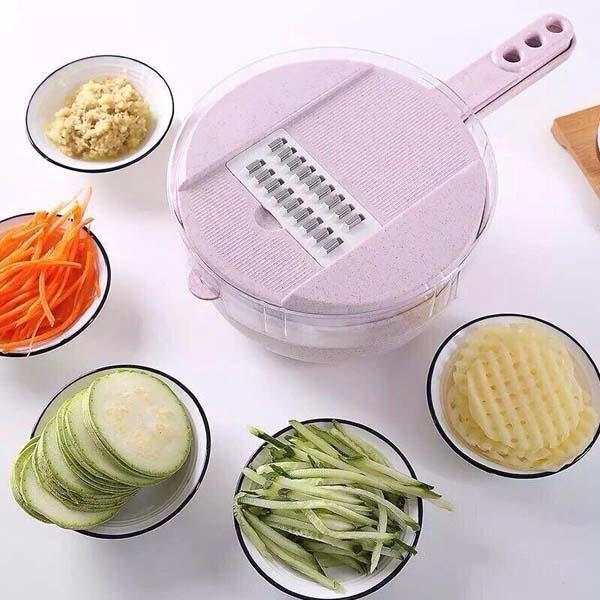 Bộ nạo rau củ quả lúa mạch cao cấp dụng cụ bào gọt củ quả thái rau củ, dụng cụ...