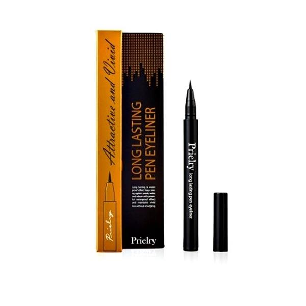 Bút dạ kẻ mắt Hàn Quốc,không  trôi Prielry - Mỹ phẩm thảo dược Hàn Quốc-Skylake giá rẻ