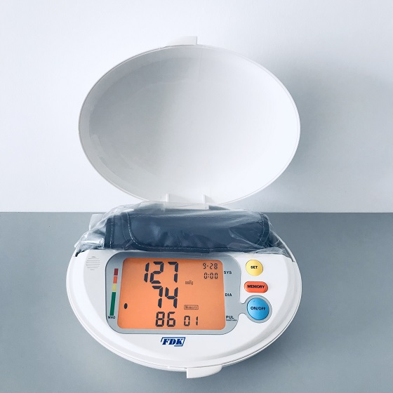 Máy đo huyết áp bắp tay FDK FT-C22Y cao cấp