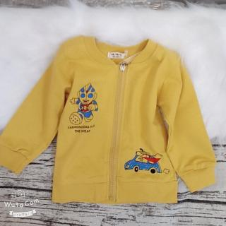 [Sỉ]Áo khoác cao cấp cho bé, form chuẩn, áo khoác chất lượng, áo khoác da cá, áo khoác bé trai, áo khoác đẹp, áo khoác mặt ngoài thumbnail