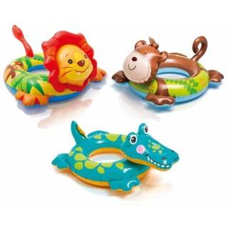 Phao Bơi Hình Thú Cho Bé - Phao Bơi Cho Bé - Phao Bơi An Toàn Chống Lật Cho Bé Phao Bơi Tập Bơi phao hình thú kute đồ chơi sinh hoạt ngoài trời vận động ngoài trời dụng cụ tập bơi cho bé -Đồ chơi dưới nước thumbnail