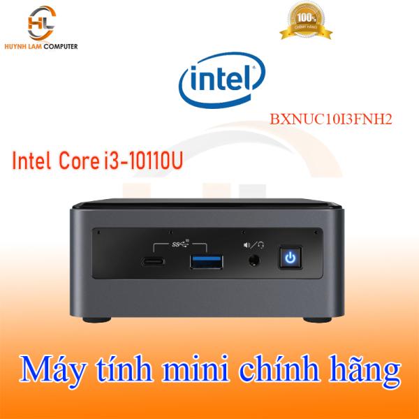 Bảng giá [Nhập ELAPR21 giảm 10% tối đa 200k đơn từ 99k]Máy tính để bàn mini NUC Intel BXNUC10I3FNH2 I3-10110U option Ram/SSD M2 - Hãng phân phối Phong Vũ