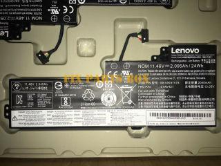 [PIN ZIN ] Pin Laptop Lenovo ThinkPad A475 T25 T470 T480 T570 P51S 01AV489 01AV419 01AV420 01AV421 24Wh pin gắn trong thumbnail