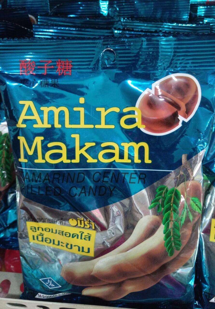 Kẹo nhân me Amrira Makam Thái lan 120g