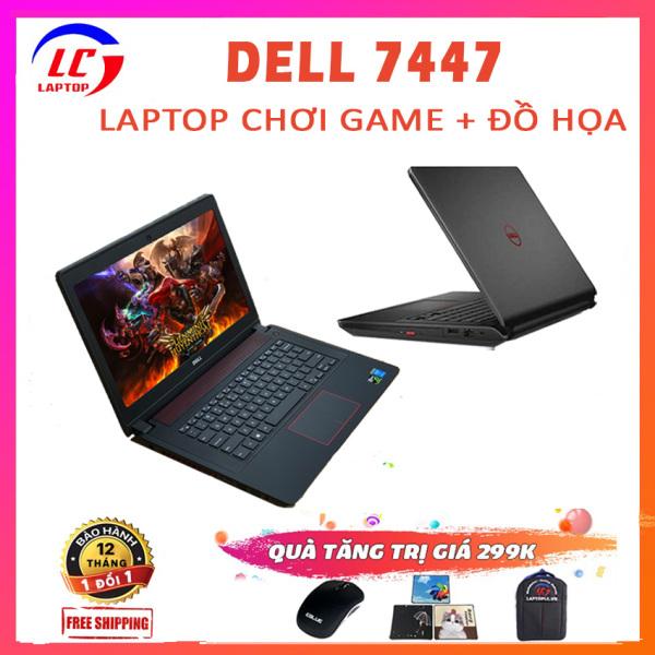 Bảng giá [Trả góp 0%]Laptop Chơi Game Đồ Họa Dell Inspiron 7447 i5-4200H VGA NVIDIA GTX 850M-4G Laptop Dell Laptop Gaming Phong Vũ