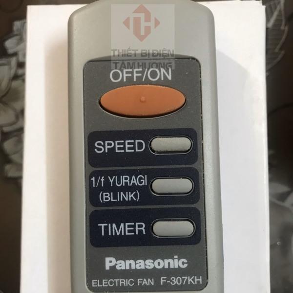 Điều Khiển Quạt Cây Lửng Panasonic F-307