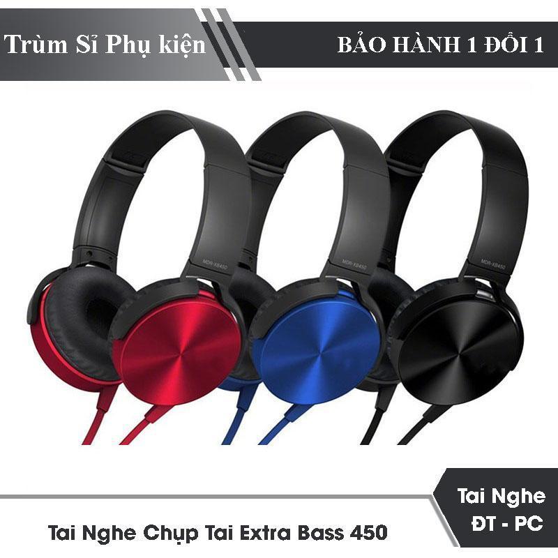 Tai Nghe Chụp Tai Extra Bass 450