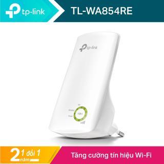 Kích sóng wifi TP-Link Wifi không dây chạm đến mọi góc chết Chuẩn N 300Mbps TL-WA854RE - Kich song wifi chính hãng TPLink bảo hành 2 năm 1 đổi 1 - Bộ kích sóng wifi TP Link Bo kich song wifi TPLink thumbnail