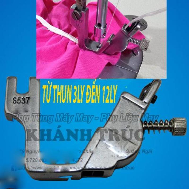 S537 Chân vịt MAY THUN 3ly máy may công nghiệp 1kim