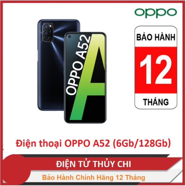 Điện thoại OPPO A52