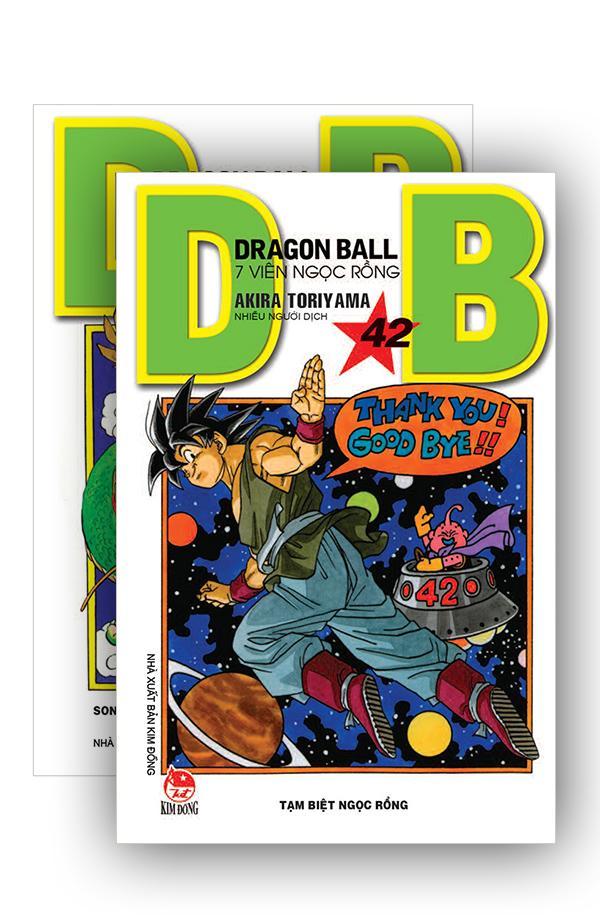 Mua Truyện tranh Dragon Ball - Trọn Bộ 42 Tập - New 100%