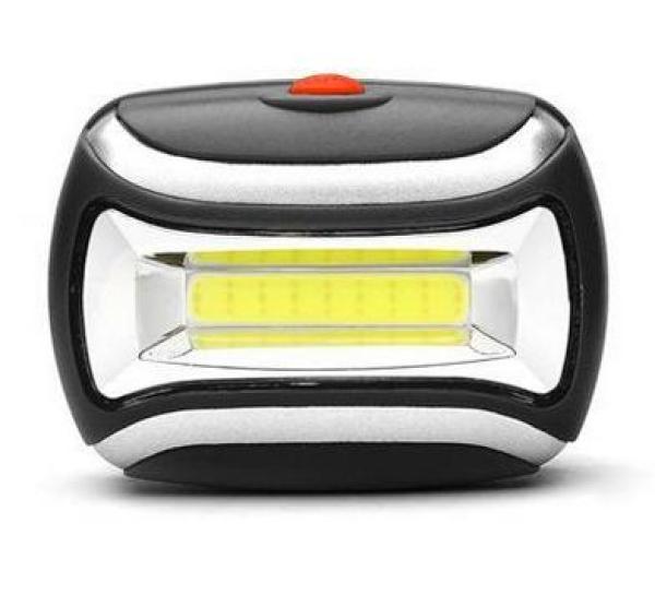 Bảng giá Đèn pin siêu sáng kiểu COB đội đầu, gắn trên nón bảo hiểm,có chớp có video.