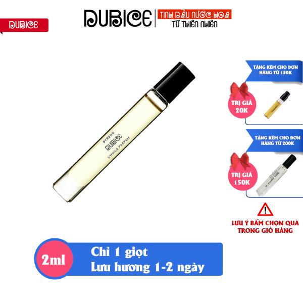 [Lưu hương 16 tiếng] Tinh dầu nước hoa nam nữ bỏ túi Dubice mẫu thử Vial 2ml hàng cao cấp thơm lâu 1 - 2 ngày (hàng Pháp) giá rẻ