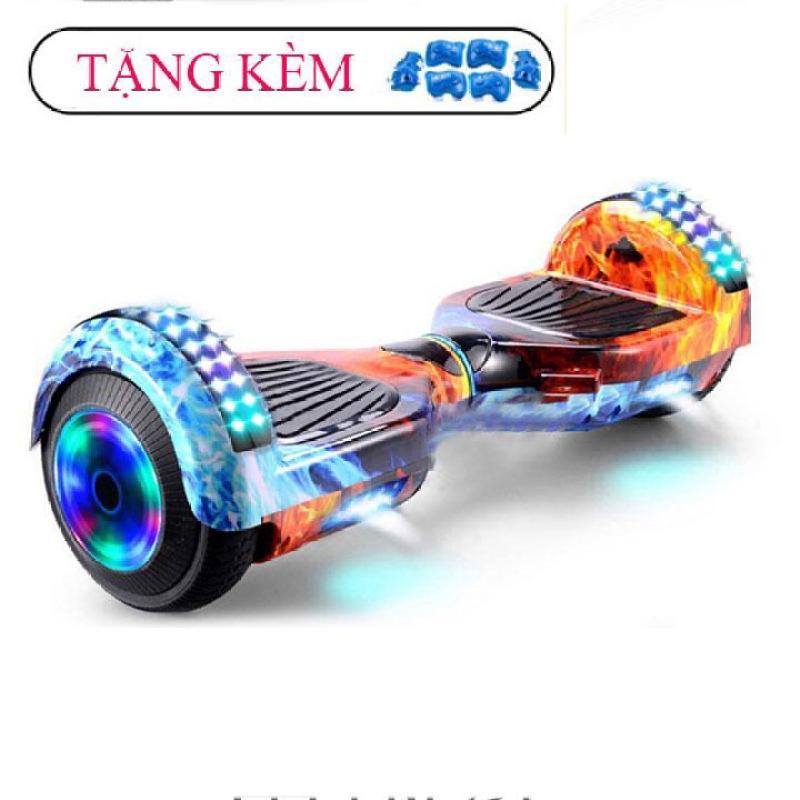 Mua Xe Cân Bằng Điện Bánh 7inch Loa Bluetooth Kèm Đèn Led -Electric balance car