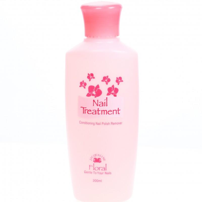 Nước rửa móng tay Jacqualine hương Floral chai 200ml tốt nhất